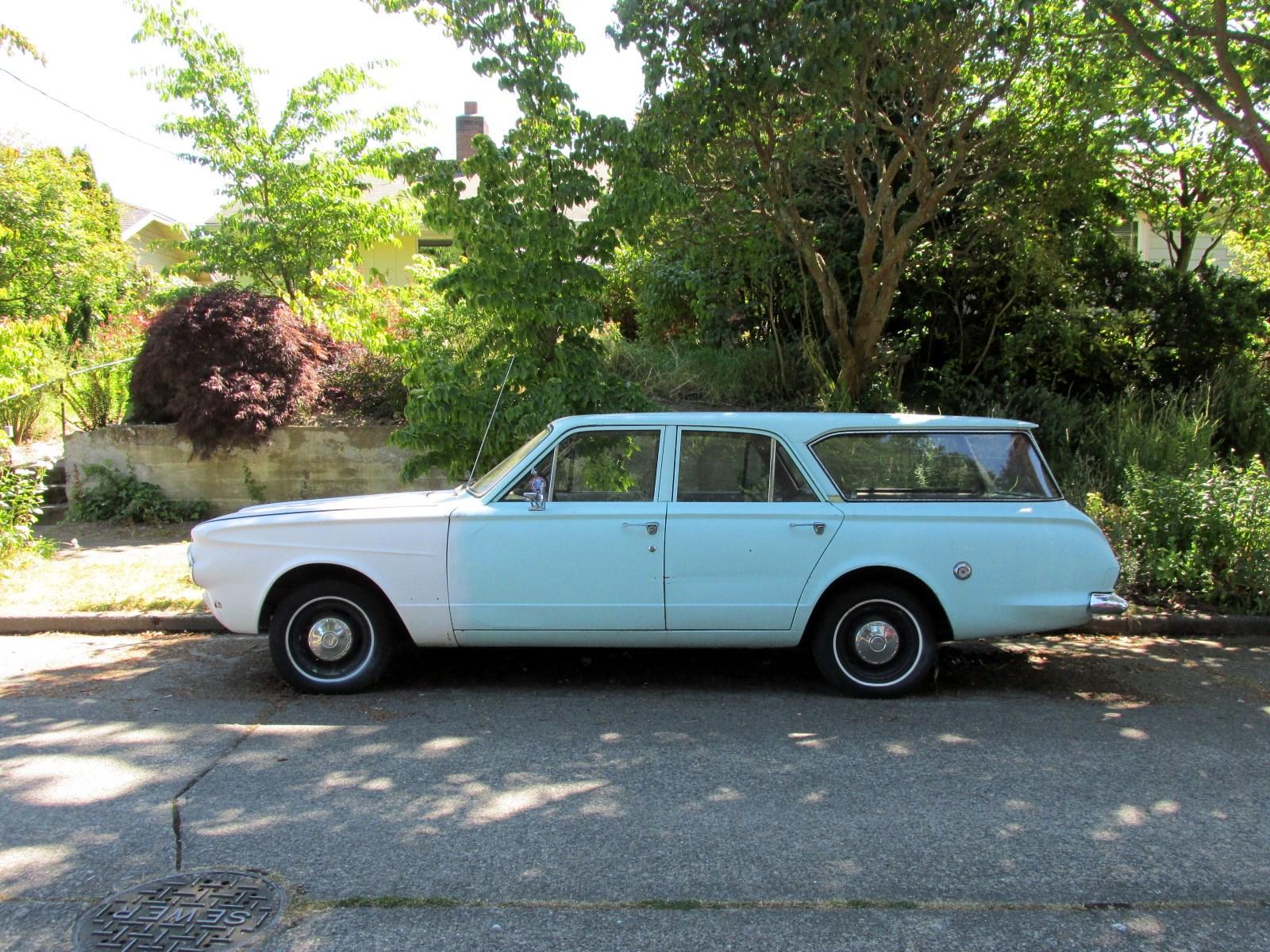 1960 Valiant Station Wagon For Sale.html | Autos Weblog