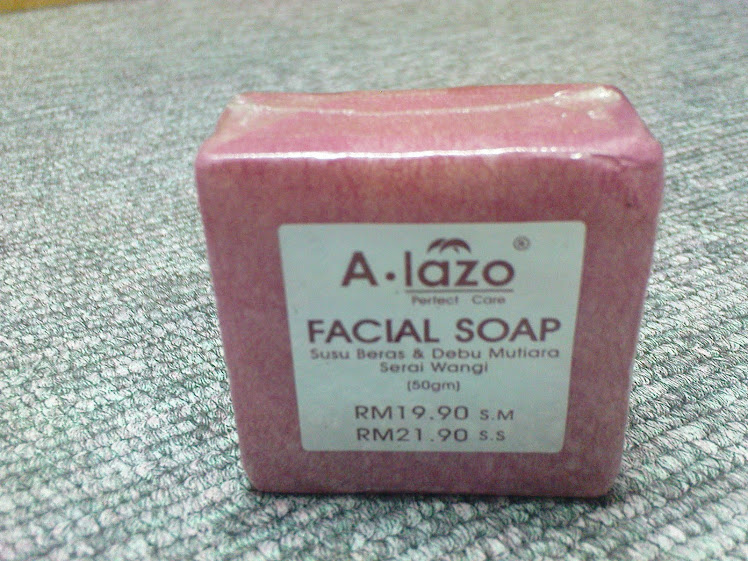 A-lazo Facial Soap