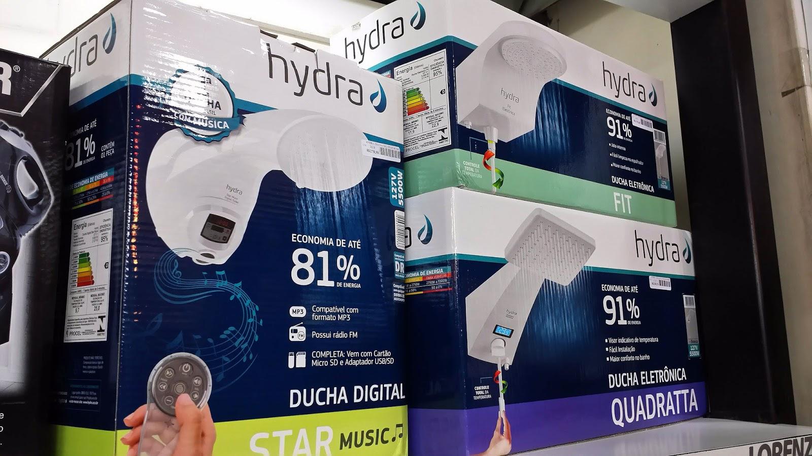 Dicas do Gilson Eletricista: Vídeos Eletrizantes: Hydra Ducha Digital  #959E2D 1600 900