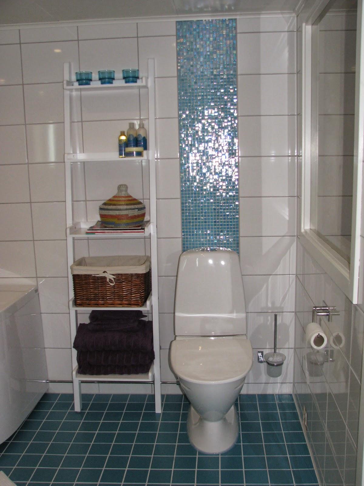 Agnesfrid   renoveringsblogg: badrum och bastu färdiga!