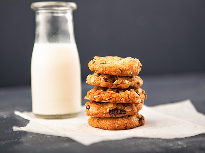 RECIPE: Coconut Anzac Biscuits
