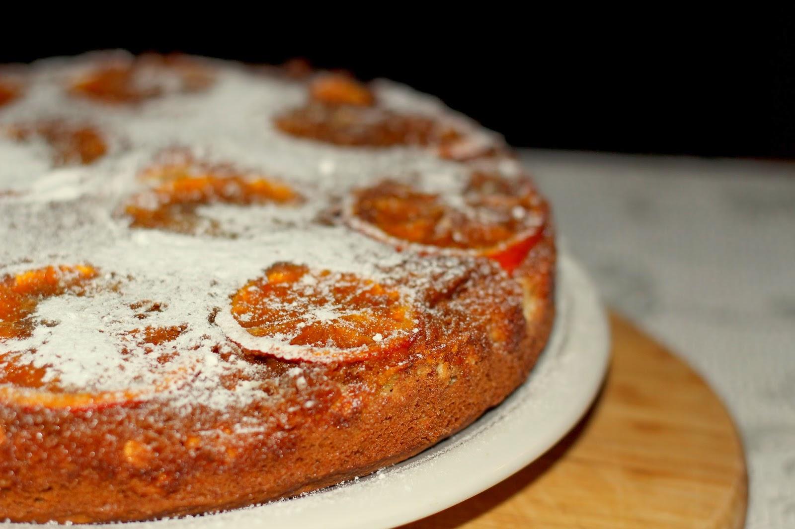 """Ciasto ,,Karmelowa Pomarańcza"""""""