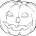 Desenhos de Abóboras de Halloween para Colorir