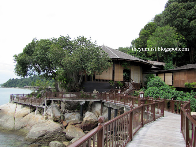 Uncle Lim's, Chinese restaurant, Pangkor Laut, resort, beachside, 5 star