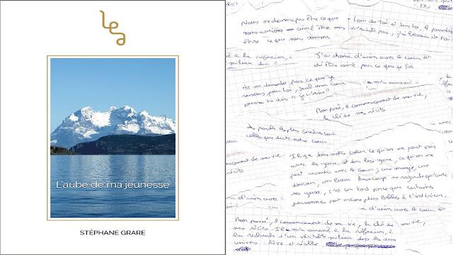 L'Aube De Ma Jeunesse de Stéphane Grare (9782374310374)