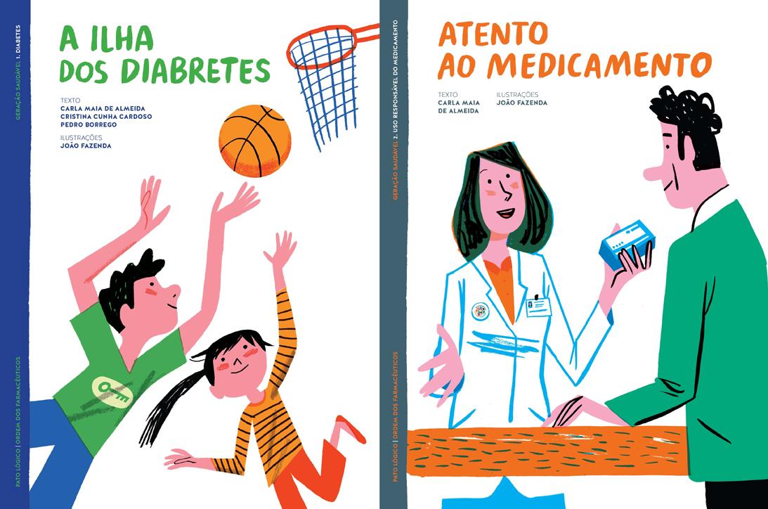 A ILHA DOS DIABRETES/ATENTO AO MEDICAMENTO (PNL - APOIO A PROJECTOS - CORPO HUMANO/SAÚDE)