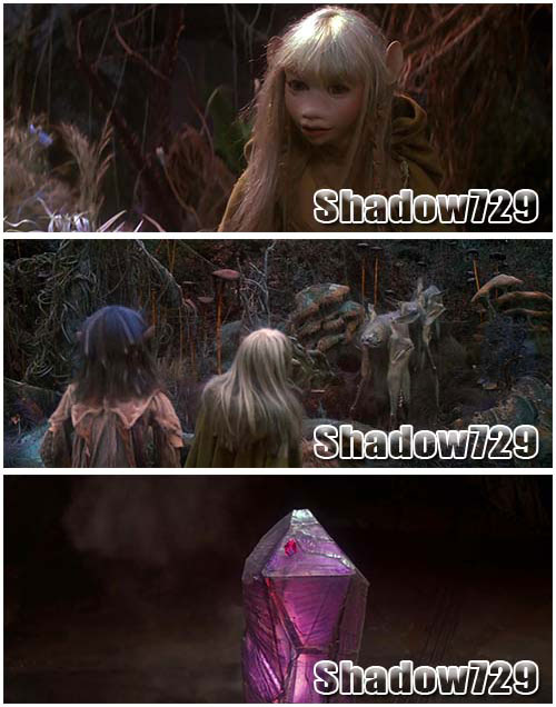 The Dark Crystal (1982) | El Cristal Encantado 720p H264 Dua
