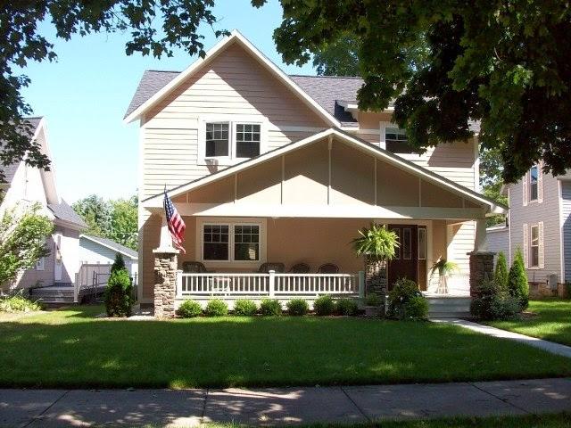 inspirasi desain rumah anda desain rumah amerika