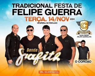 TRADICIONAL FESTA DA PADROEIRA