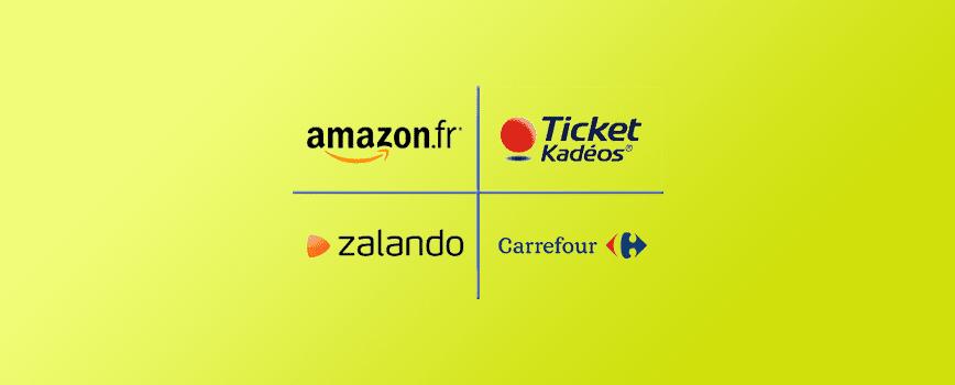 Gagner des chèques cadeaux Amazon