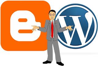 blogger vs wordpress - Blogger o Wordpress, esa es la cuestión