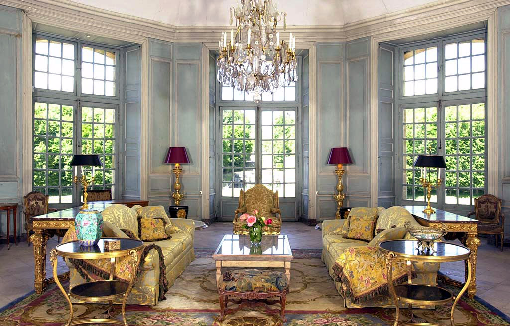 Shabby French Chateau amp Castle Interiors