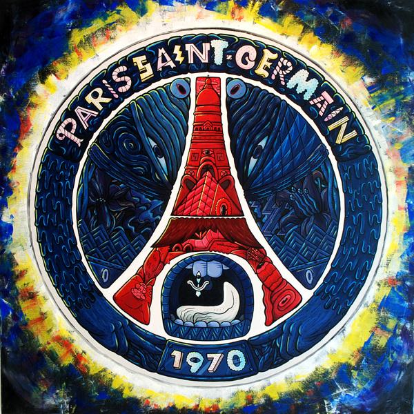 A Bit Of Paris Saint Germain Art On This Sad Day Gallery