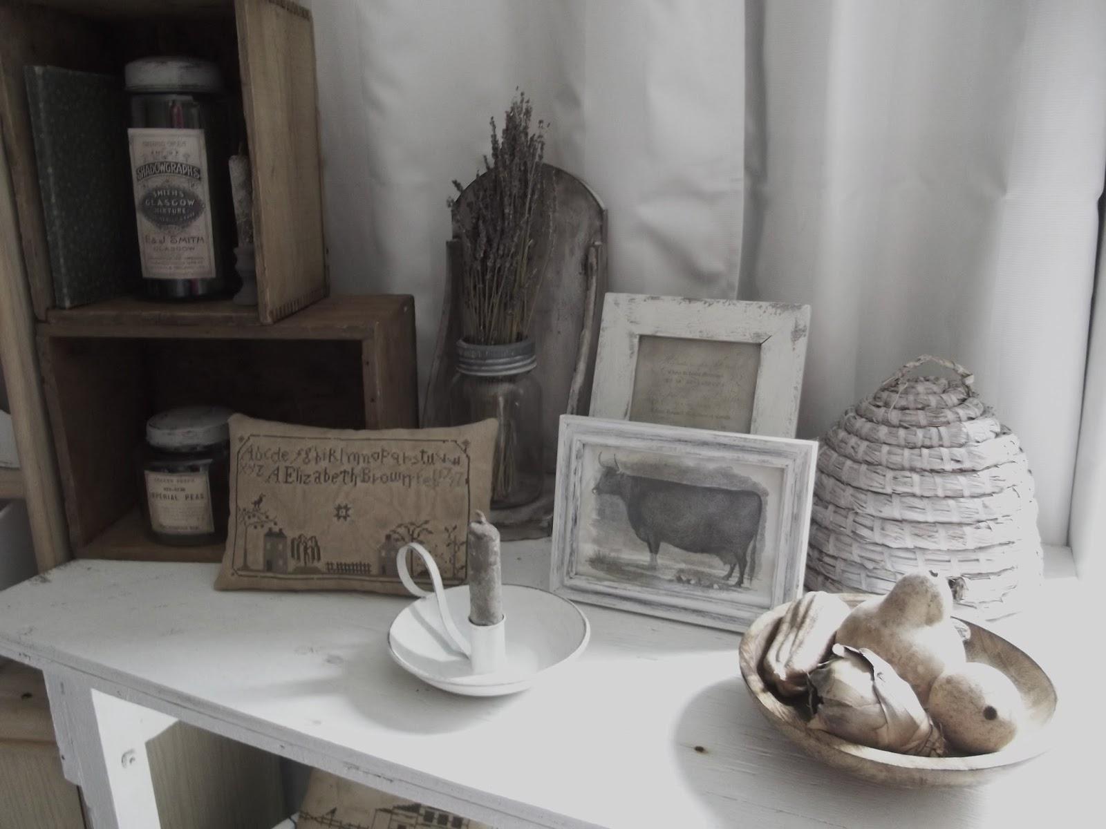 The Sampler Makers Farmhouse Primitive Vintage Farmhouse Decor