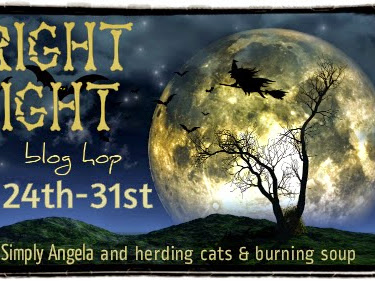 Fright Night Blog Hop & Giveaway!