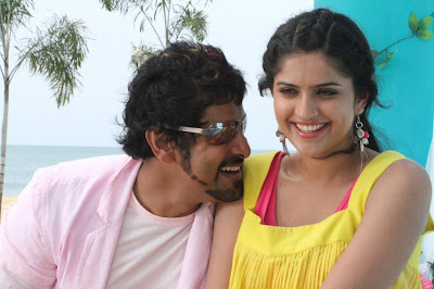 Vikram's movie Rajapattai Stills
