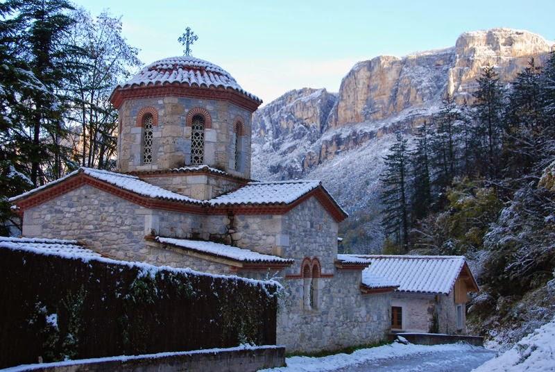 Monastère St Antoine le grand
