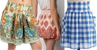 Indian Summer Skirts
