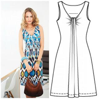 Como hacer un vestido de verano para niг±a