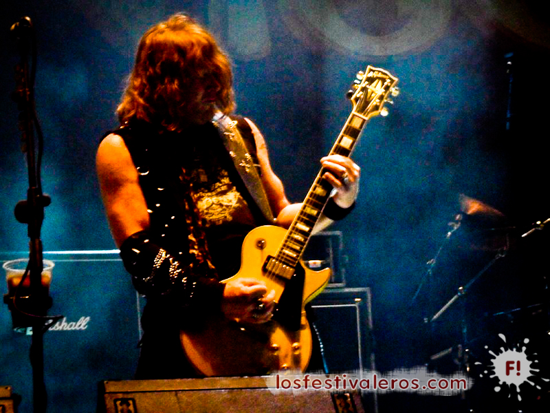 UNISONIC. Festival Leyendas del Rock 2014