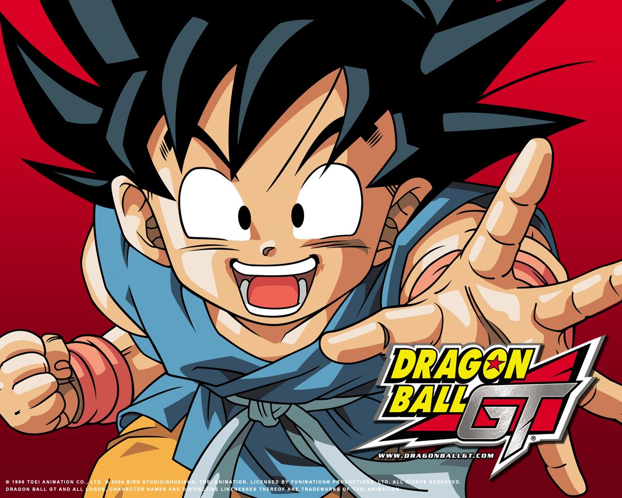 DRAGON BALL Z FANS: MAS IMAGENES DE DRAGON BALL AF Y GT