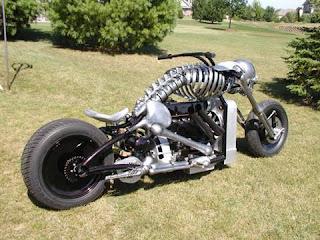 Ghost Rider Versi Real