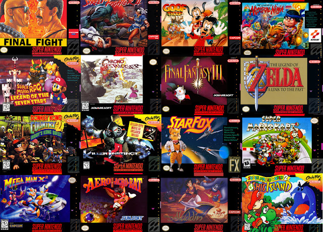 descargar roms de super nintendo para pc