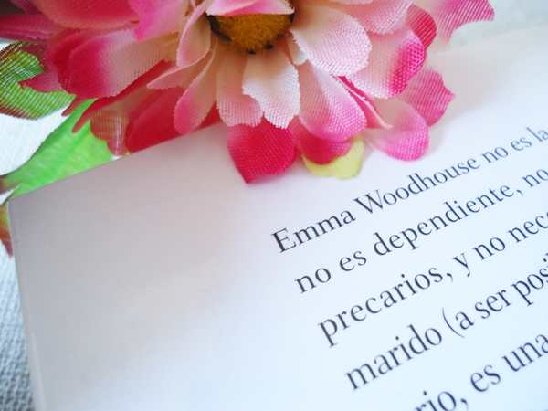 Livro Emma e flor