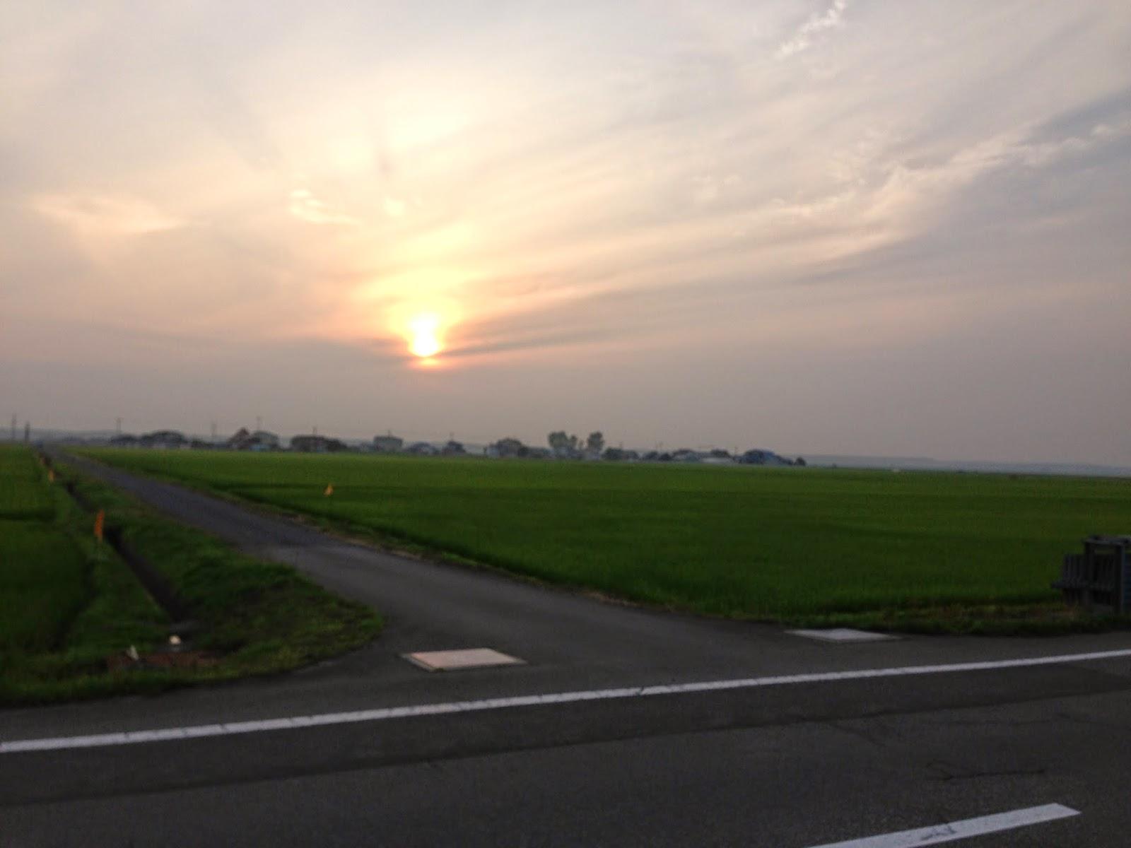 cycling in aomori
