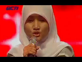 Video Fatin Shidqia Lubis di X Factor Indonesia