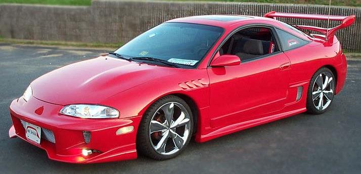 Eclipse Car 2010 Spec