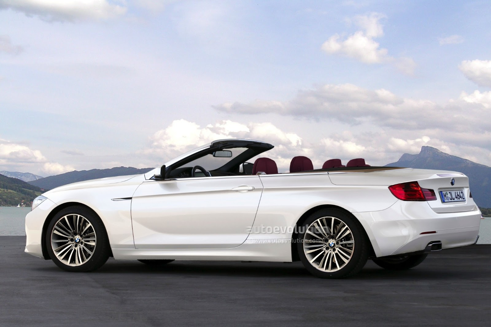 Best Car Bmw 4 Series Coupe And Convertible Caught With