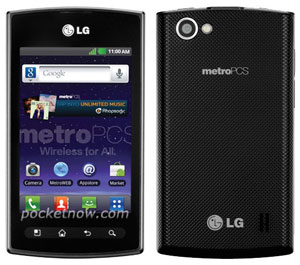 MetroPCS To Launch LG Optimus M+