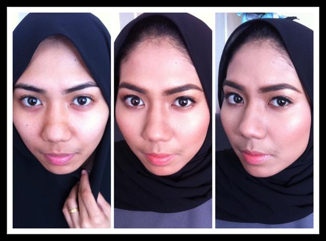 Trial makeup 31.07.2015