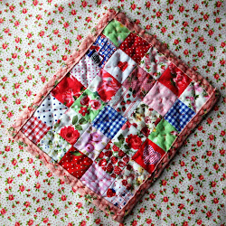 Doll's House Quilt