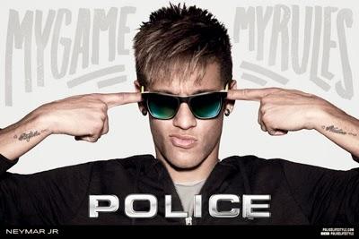 gafas de sol Police primavera verano 2014 Neymar