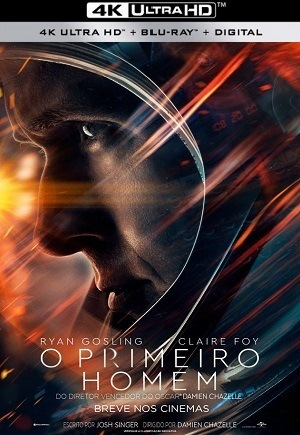 O Primeiro Homem 4K Torrent Download  Ultra U BluRay 4K