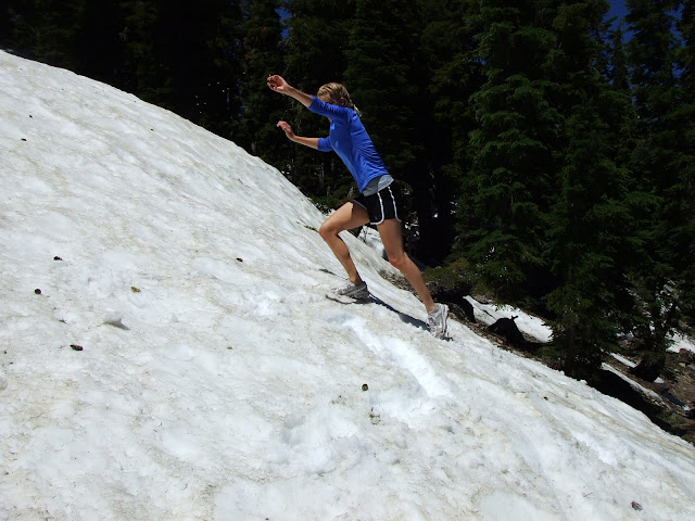 Snow+hiking