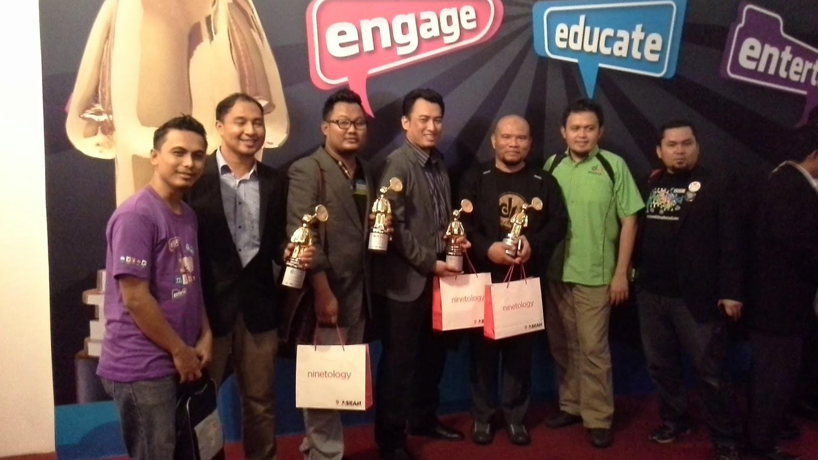 Acik AkuPenghibur Melastik Bintang Denaihati Amanz Shakiddo Cikguhailmi Malaysia Social Media Week 2014 MSMW2014