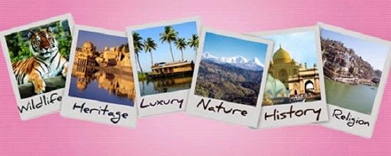 Tour & travel in India