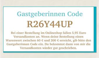 Gastgeberinnen Code
