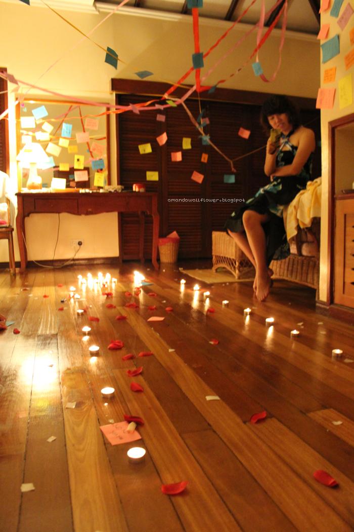 Second Surprise; Room Decoration!