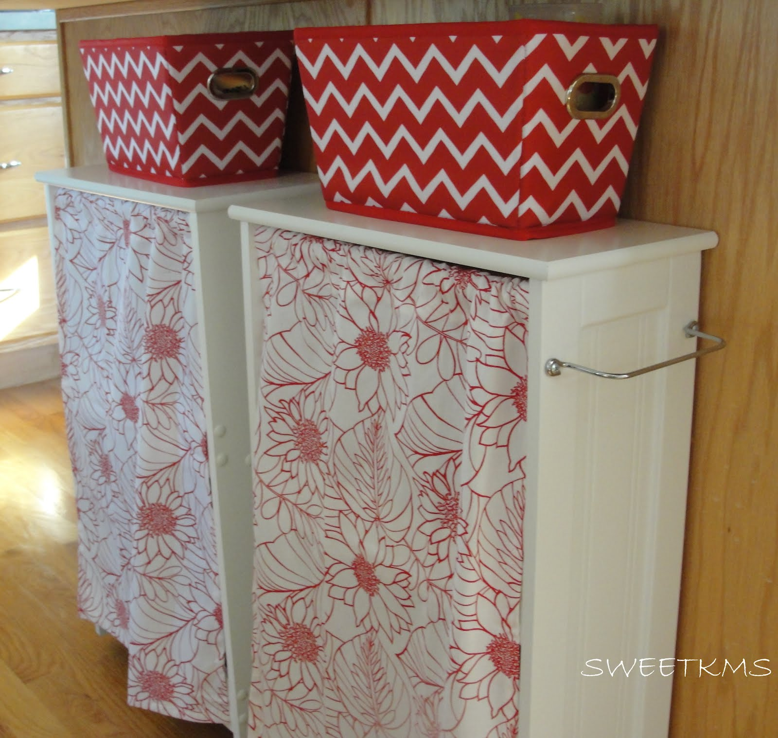 Tea Towel Kitchen Curtains: SWEET: Projects
