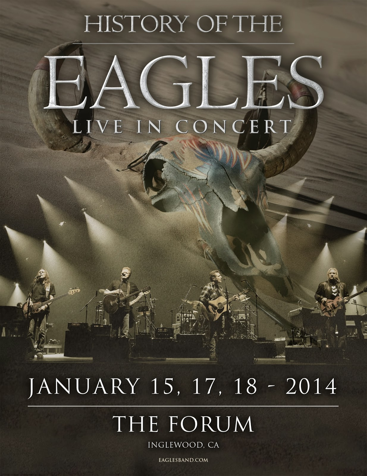 History of the Eagles Part One (2014)