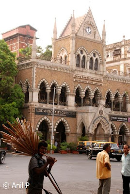 David Sassoon Library Kala Ghoda Mumbai