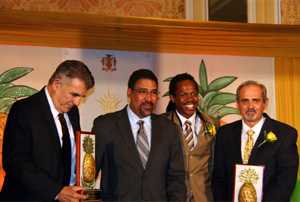 Rainforest Adventures Mystic Mountain - best Jamaica attraction - wins Tourism Excellence Award.