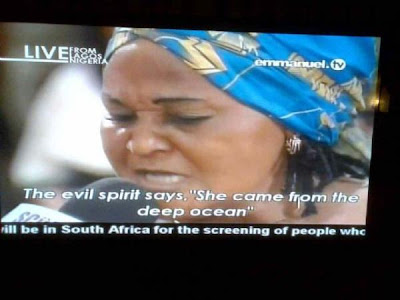 Actress Camila Mberekpe Confesses to Been a Witch on Emmanuel Television (VIDEO) chiomaandy.com