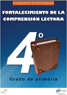 Cuadernillo de actividades para el fortalecimiento de la comprensión lectora