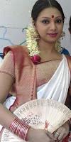 Sadia Jahan Prova in Bengali Sari