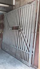 portão de corre 2.00 x 4.50